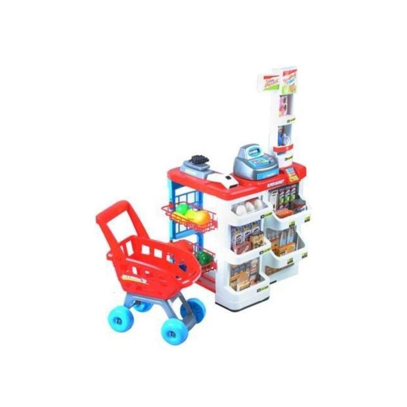 supermarket-z-vozičkom