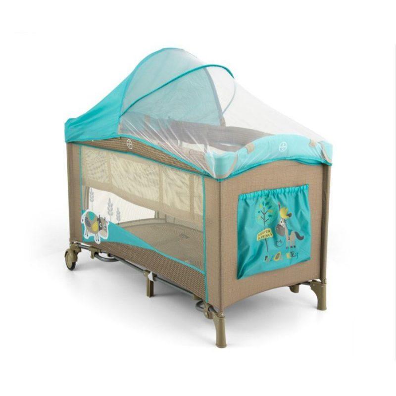 prenosna posteljica Mirage Delux