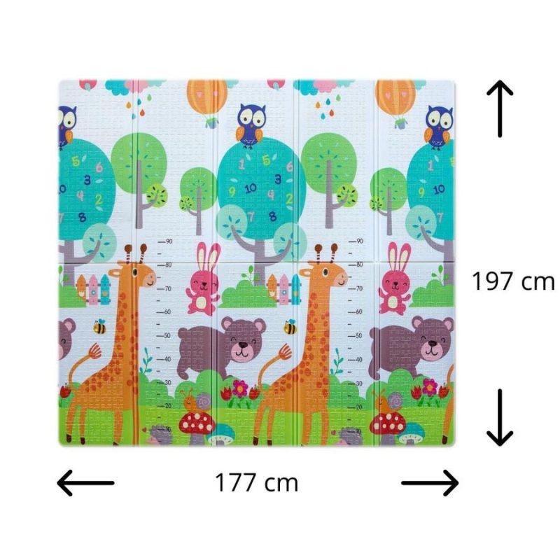 podlaga-Žirafa