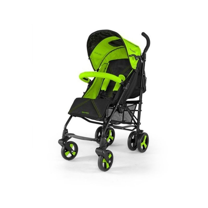 voziček-Royal-zelen