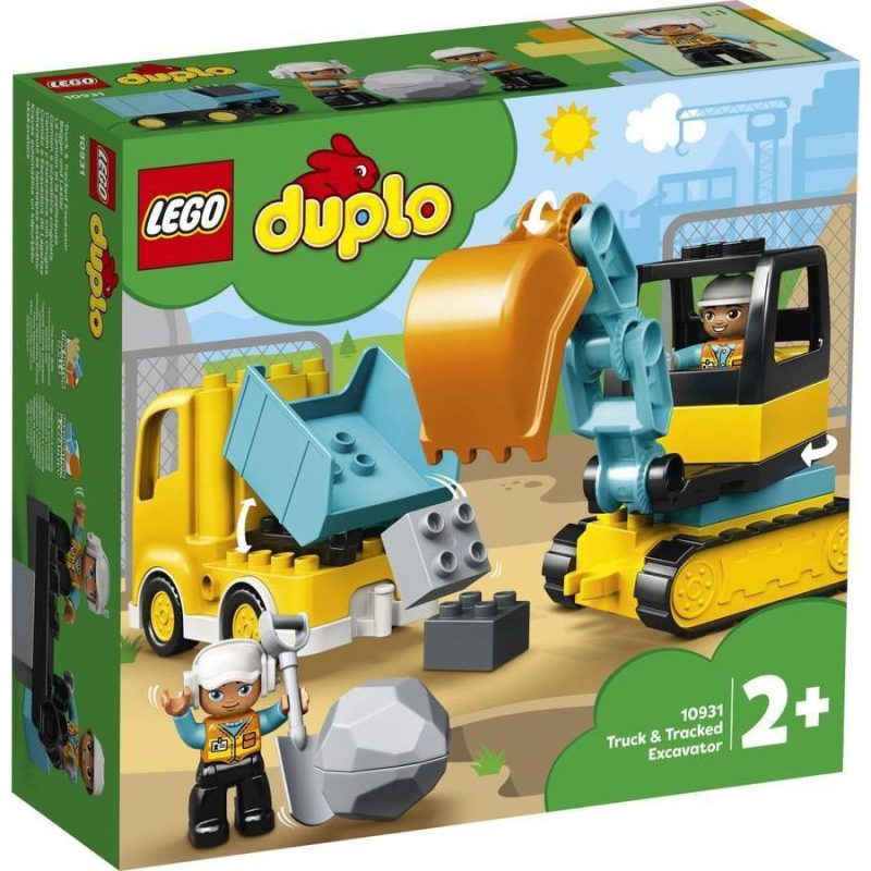 Lego-duplo-tovornjak-z-bagrom